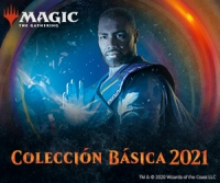 Se viene el Core Set 2021 de Magic