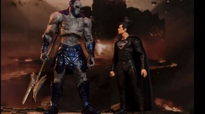 Primera Preventa figuras Justice League (2021 Movie)